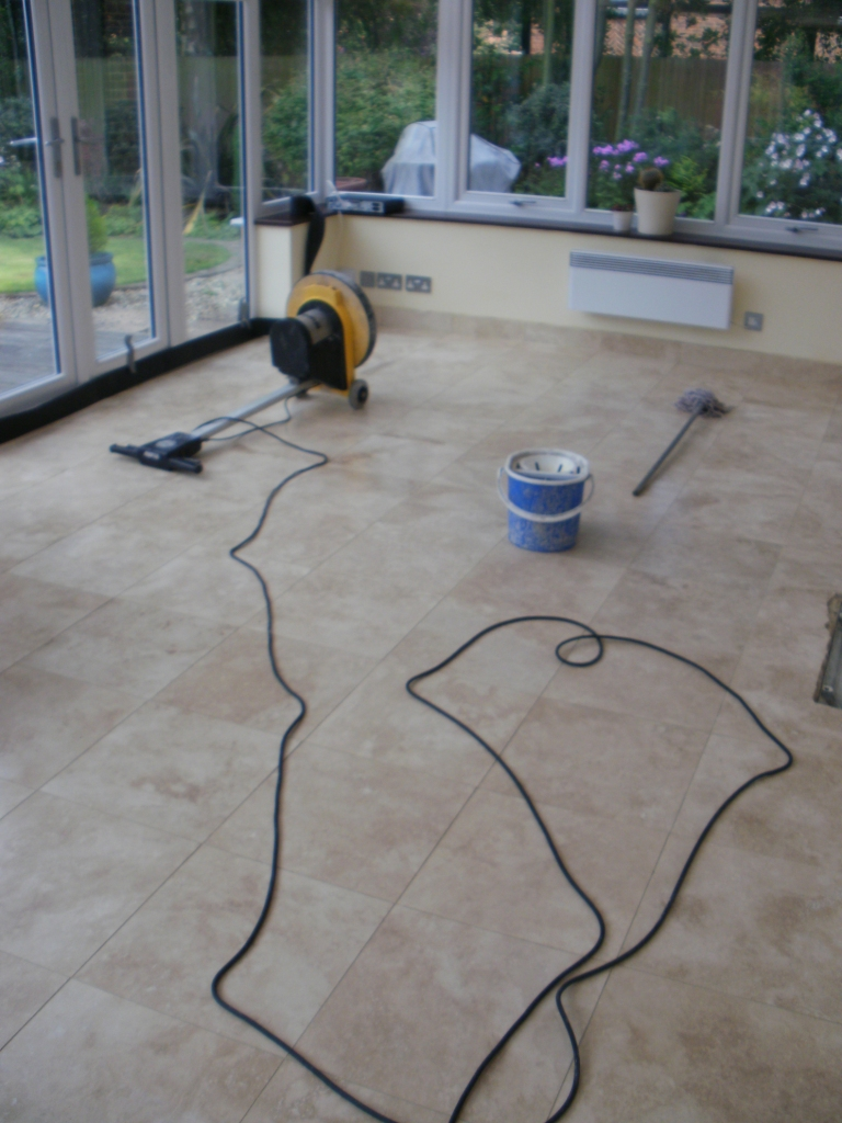 Imported Hard Magnesium Limestone Before