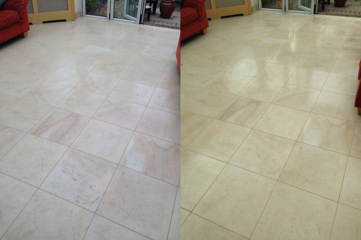 Polishing Limestone In Surrey Stone Cleaning And