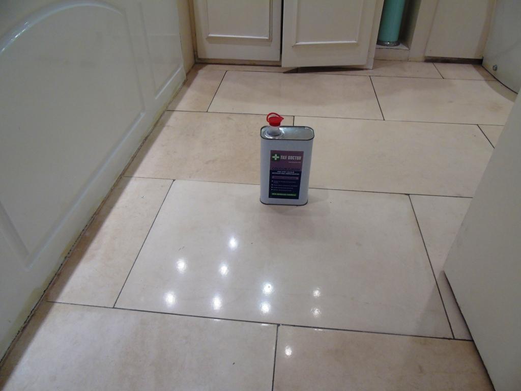 Sealing Limestone Tiles